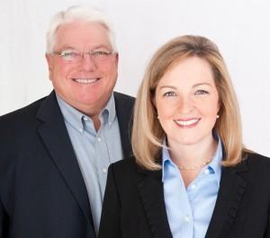 John Wright and Gretchen Adamson